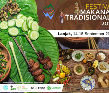 Traditional Food Festival 2019 - Kapuas Hulu